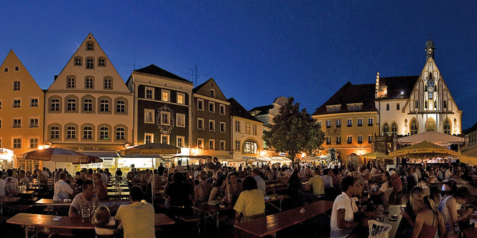 Altstadtfest Amberg 2021 Programm